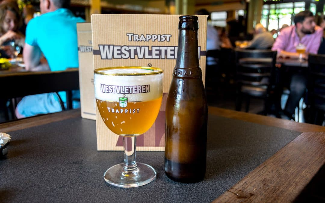How to legally buy Westvleteren 12 beer, the best beer in the world, at the Westvleteren brewery