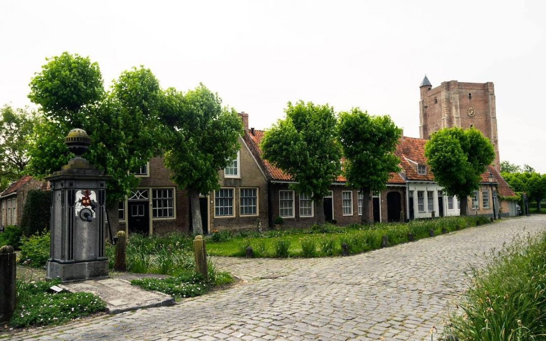 Visiting Sint Anna ter Muiden, the smallest town in the Netherlands