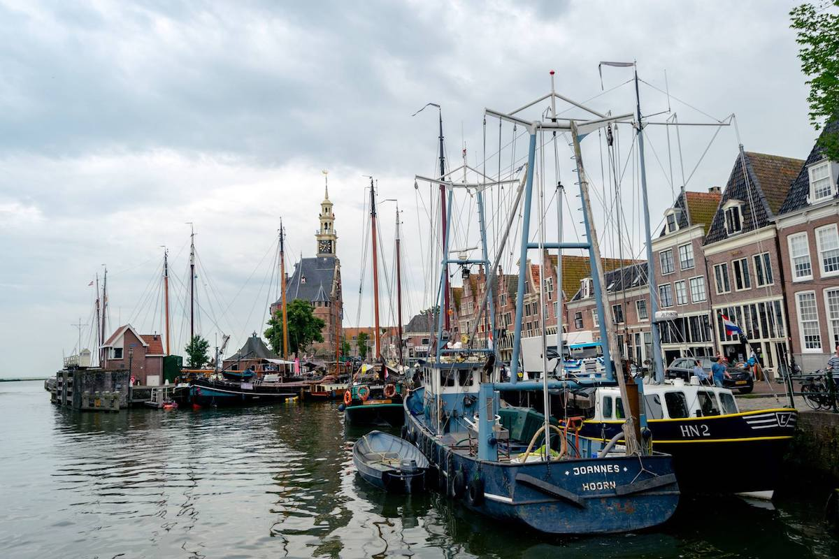 Your one day guide to Hoorn, Holland. Read about the best things to do in Hoorn for the perfect dagje uit in Hoorn!