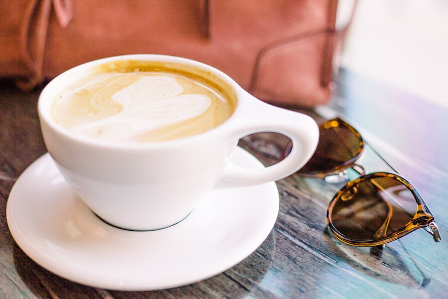Coffee in St. Pete, Florida. Read where to have the best breakfast and coffee in St. Petersburg, Florida. #travel #coffee