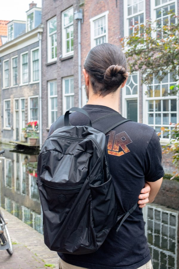 Tortuga Setout daypack, a lightweight packable backpack perfect for day trips. #travel #packing