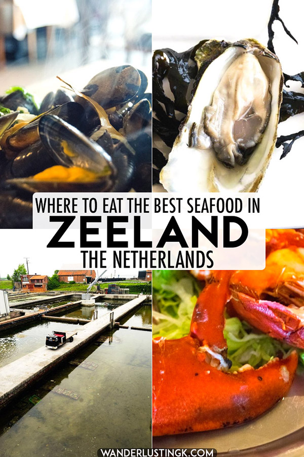 Your guide to YERSEKE, a small fishing village in Zeeland, and the best locally produced seafood in the Netherlands, including the best food to try in Zeeland. (Not vegetarian friendly.) #seafood #netherlands #zeeland #yereske #nederland #mosselen #zeeuws