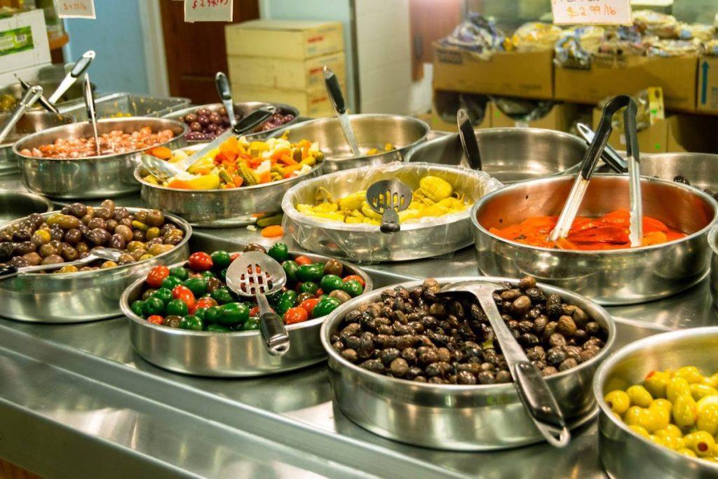 Mediterranean Foods Astoria New York