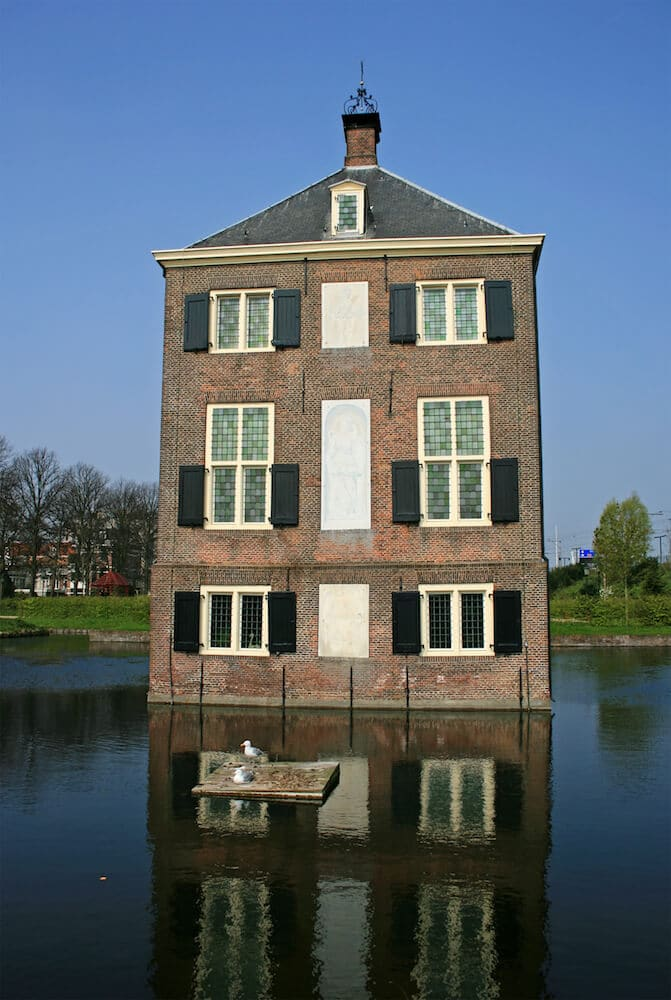 Photo of the Hofwijck, mansion in one of the towns outside of the Hague that you'll want to visit. #holland #hague #travel
