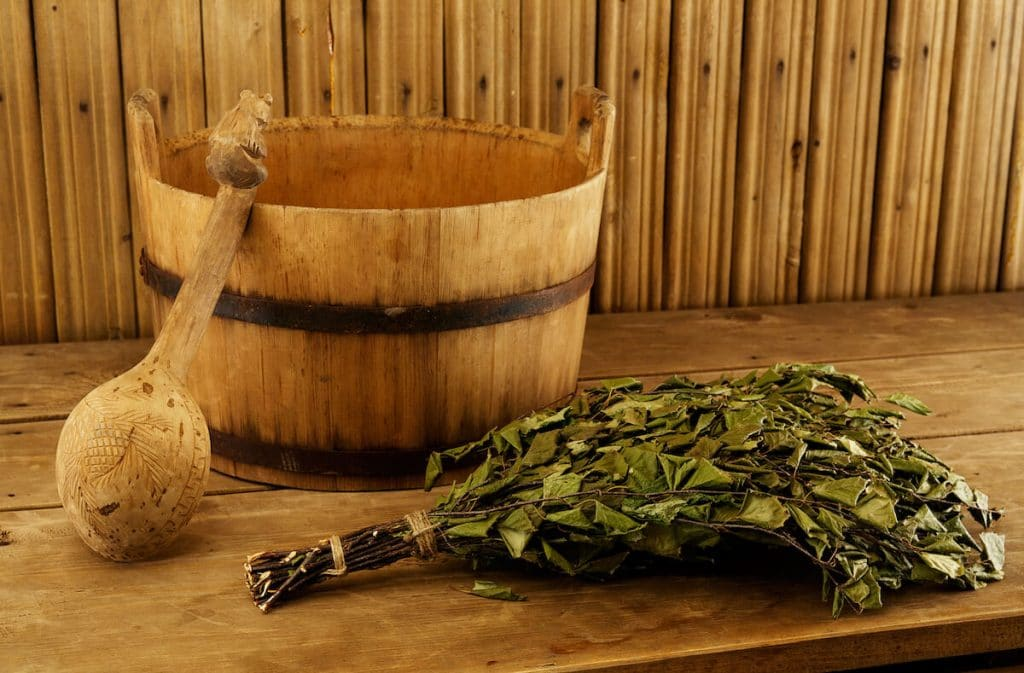 Read what happens during a Russian banya and traditional Russian banya accessories! #russia #travel