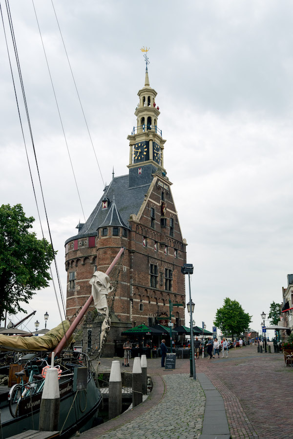 Hoorn, a cute city in Holland.
