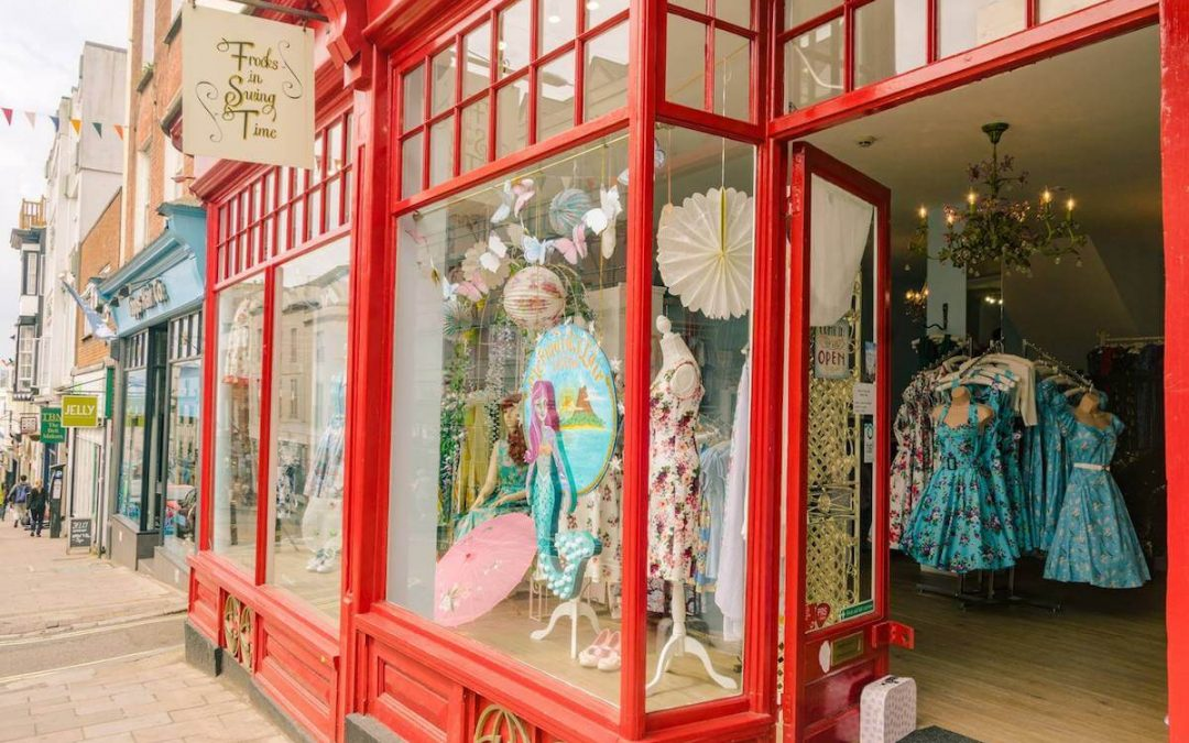 Independent shopping and Harry Potter inspired places to visit in Exeter