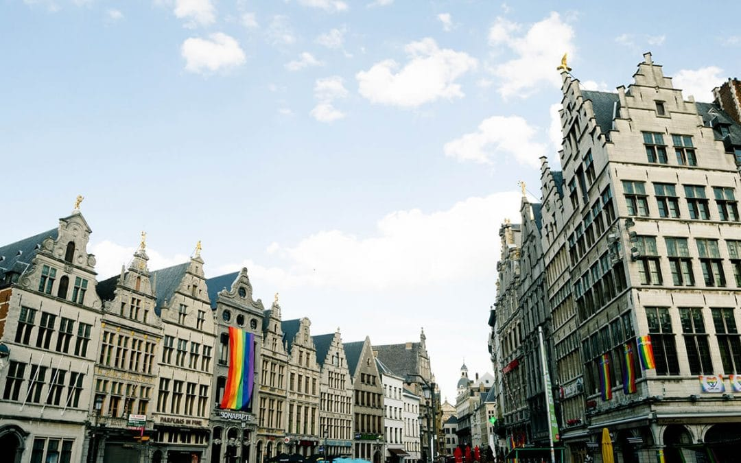 One day in Antwerp: A self-guided walking tour with the best things to do in Antwerp