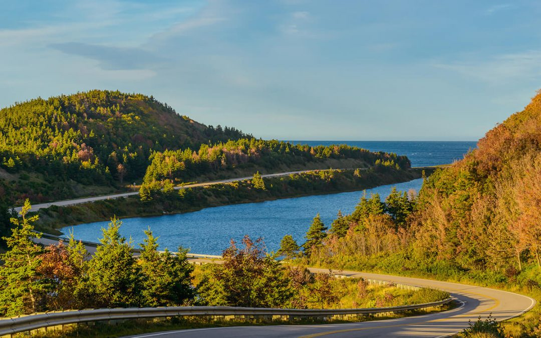 Your perfect Nova Scotia Road Trip guide with the best things to do in Nova Scotia