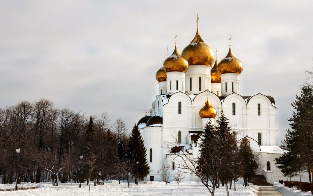 Yaroslavl: A picturesque weekend trip from Moscow