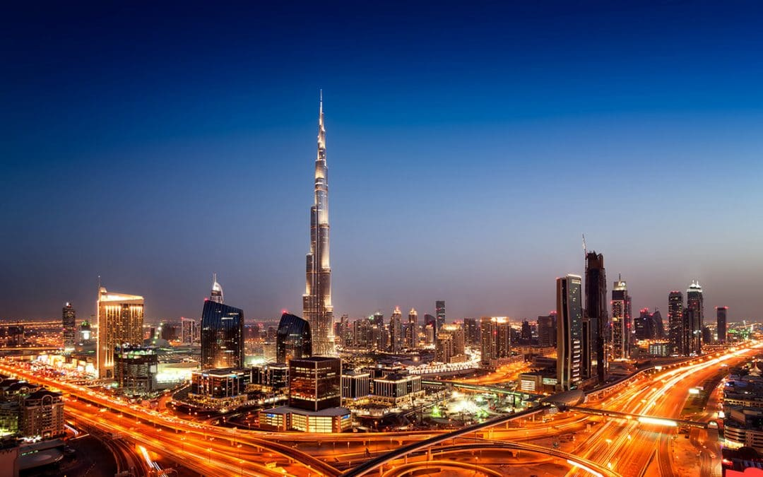 What to do during an overnight layover in Dubai: A review of our night tour of Dubai