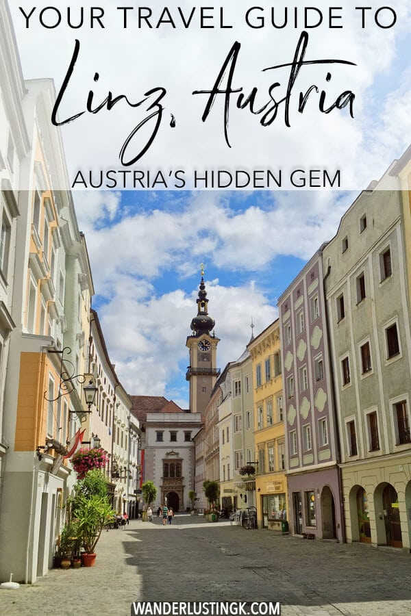 Planning your visit to Austria along the Danube? Your travel guide to Linz, Austria, including the best things to do in Linz. #travel #austria #danube #europe