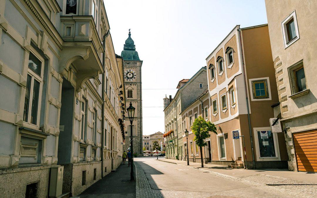 A brief travel guide to Enns, Austria: Austria's oldest town