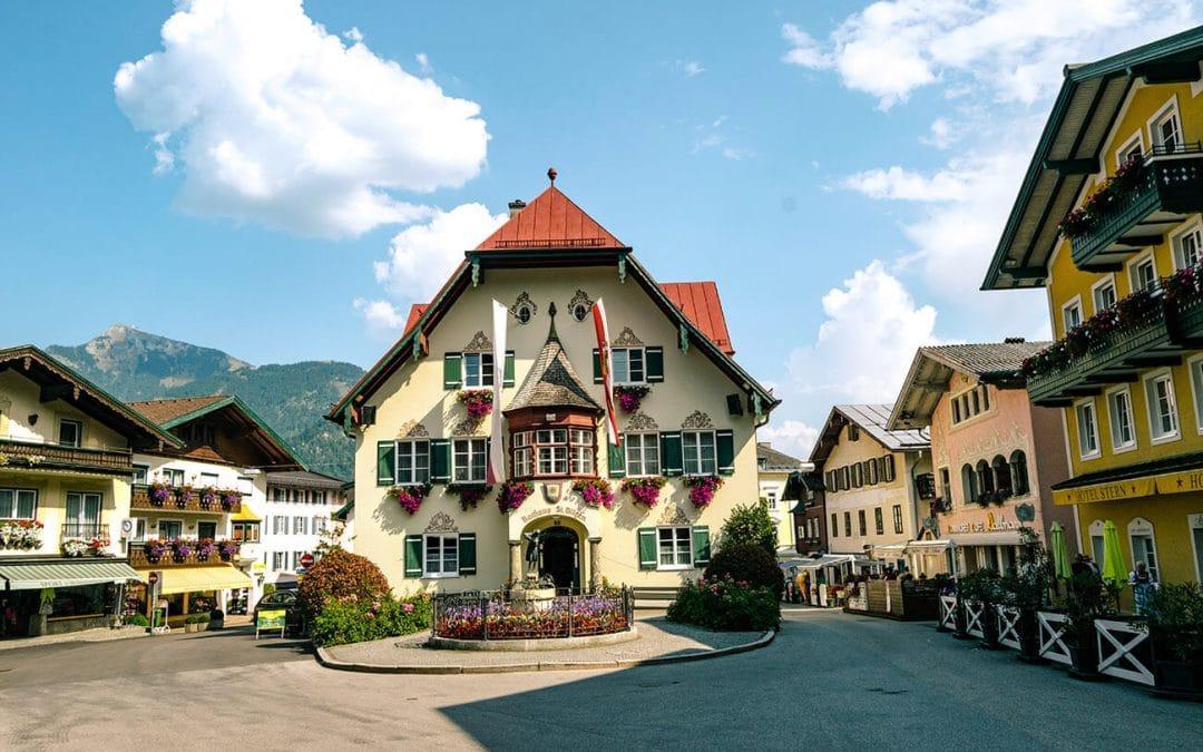 St. Gilgen: A beautiful town in Austria