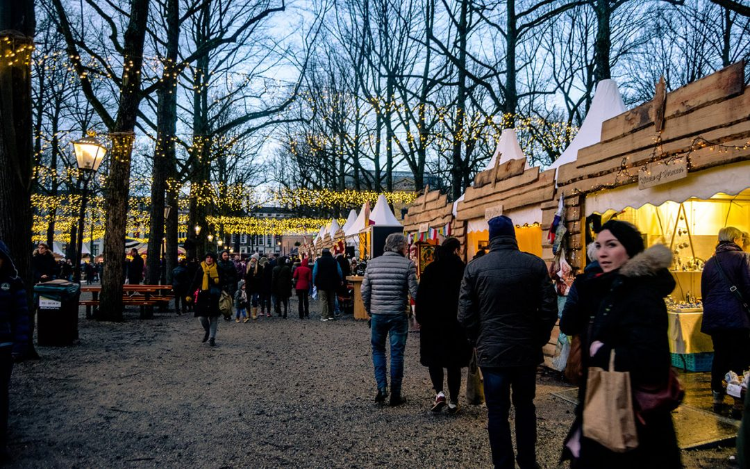 Your guide to the annual Royal Christmas Fair in the Hague
