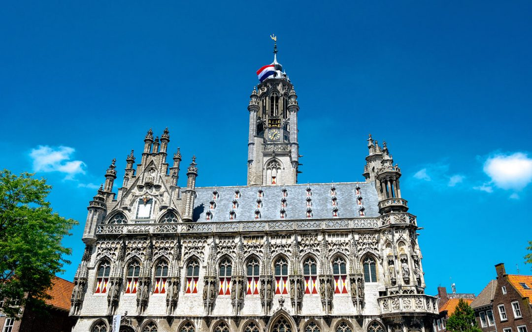 A perfect day in Middelburg, the Netherlands: Zeeland's picturesque capital