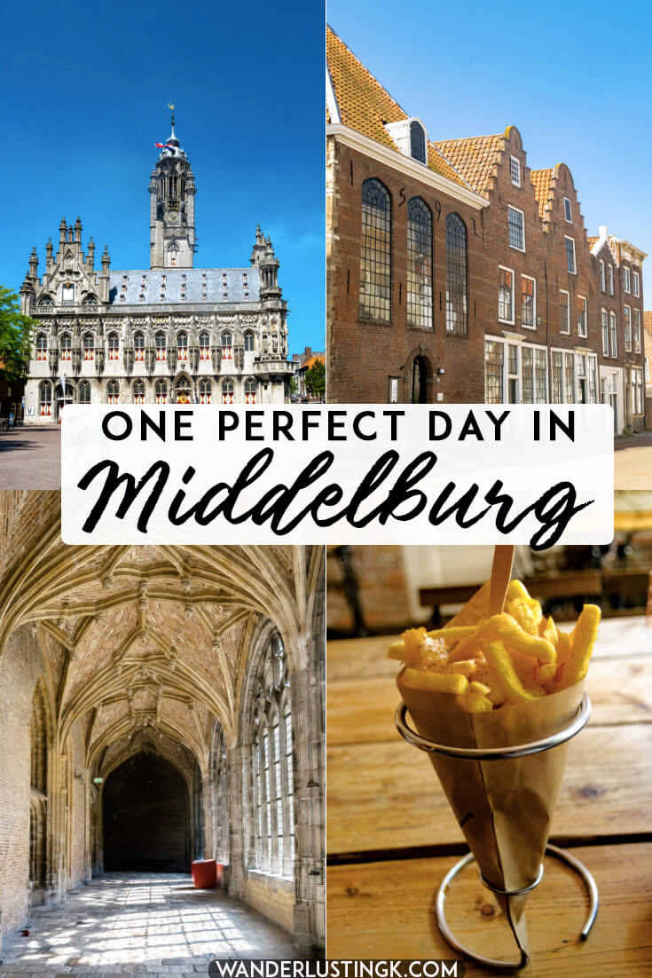Visiting Middelburg, the Netherlands? Read about spending a perfect day in Middelburg with the best things to do in Middelburg, Zeeland's capital city.  #travel #netherlands #zeeland