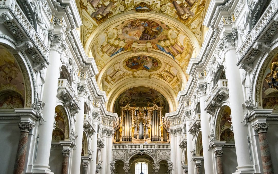 Why you need to skip Melk Abbey in favor of St. Florian  Monastery