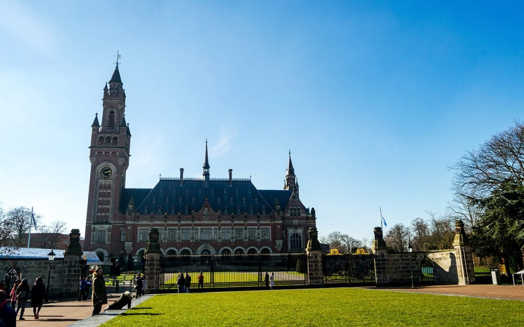 What to know about visiting the Peace Palace in the Hague by a local
