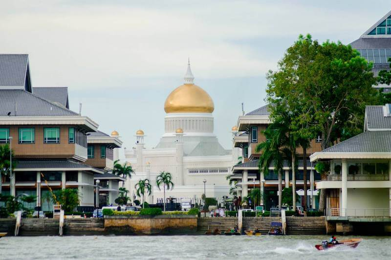 Where to stay in Brunei: City Center