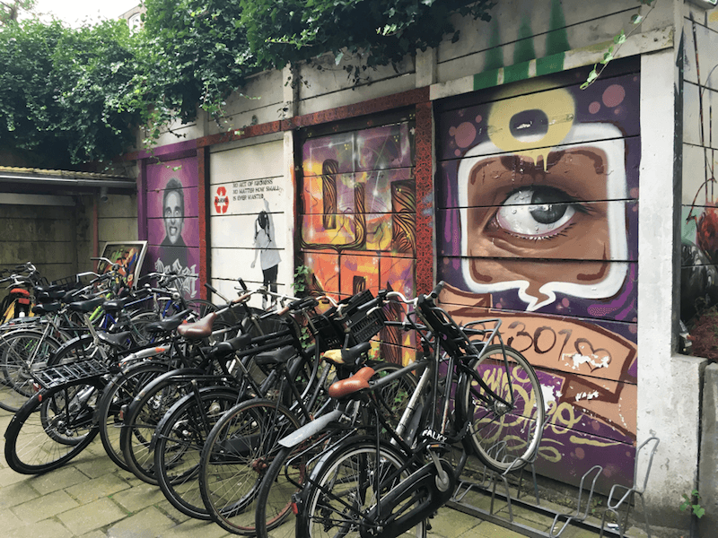An affordable sustainable non-profit cafe in Amsterdam that you'll want to visit!