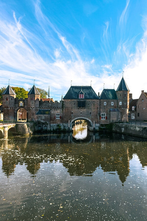 Amersfoort is such a lovely weekend trip from Amsterdam for history lovers looking for a chance to slow down! #travel #amsterdam #netherlands