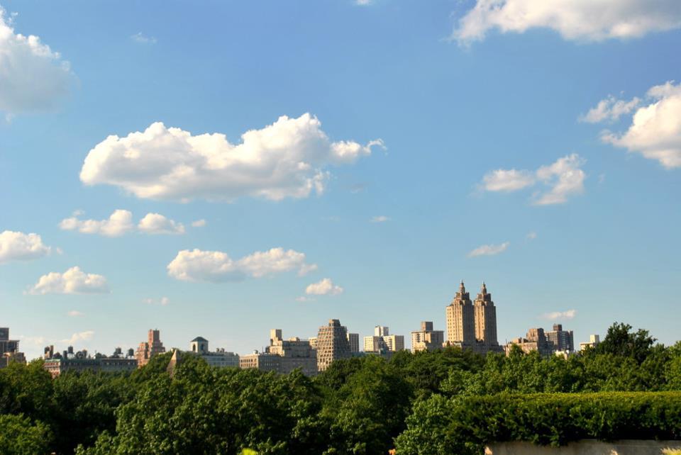 View from the Met, een van de belangrijkste attracties die je niet mag missen tijdens je eerste reis naar New York City