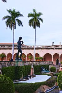 Photo of Ringling gardens in Sarasota by the Nomadic Boys. This is one of the best day trips from Orlando for history lovers! #florida #travel
