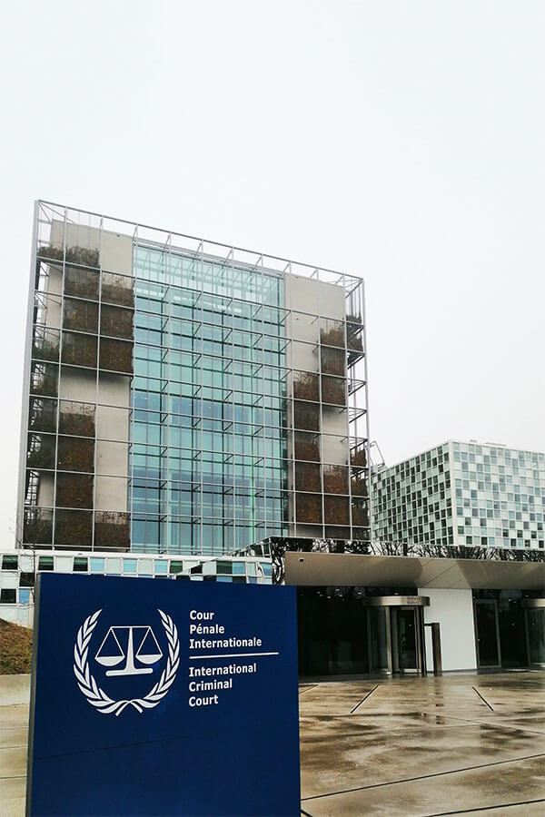 The International Criminal Court in the Hague is free to visit! If you're looking for an interesting and free thing to do in the Hague, be sure to attend a trial!