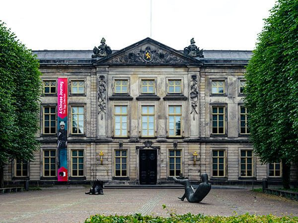Het Noordbrabants Museum, one of the best insider spots to visit in Den Bosch! #brabant #travel #netherlands #denbosch