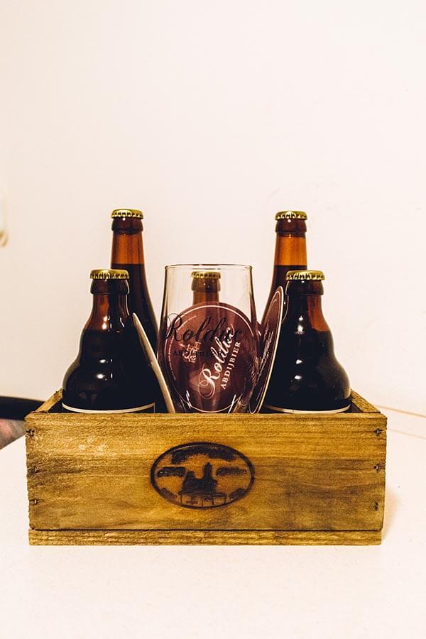 Abbey beer from Abdij Rolduc