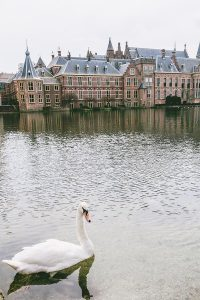 The Binnenhof is one of the most beautiful places to visit in Holland!