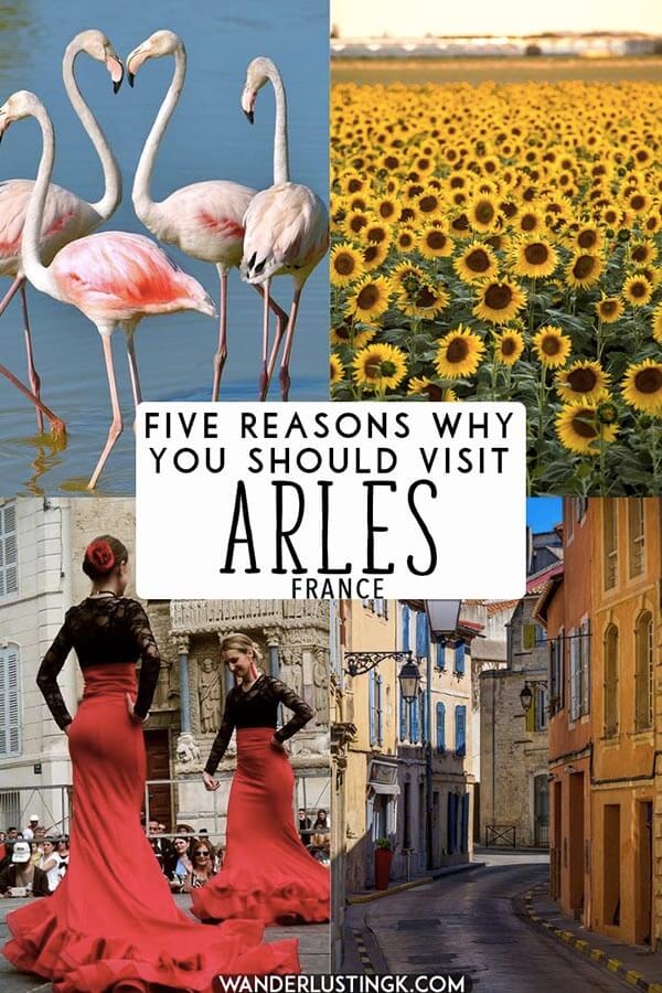 Why you should visit Arles