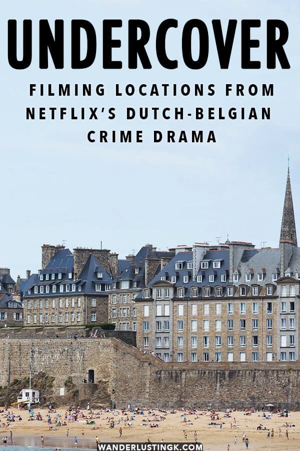 Where to find the filming locations for Undercover on Netflix, the new Dutch-Belgian drug crime series! This series was filmed in Belgium, the Netherlands, France, and Germany!