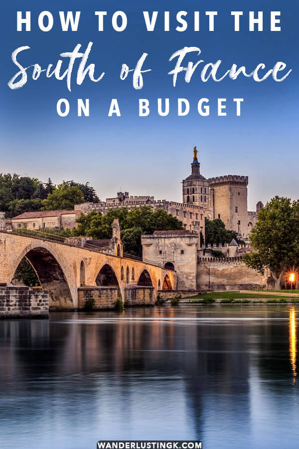 Planning your dream trip to Provence and the South of France? It doesn't need to break the bank with these budget travel tips for visiting the South of France for practical travelers! Includes cost-cutting tips!