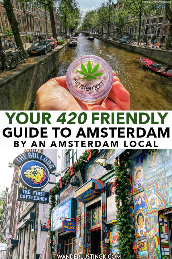 Curious about trying marijuana in Amsterdam? Read this insider's guide to 420-friendly Amsterdam written by an Amsterdammer who has worked in the coffeeshops, including the best coffeeshops in Amsterdam to visit and tips for experiencing cannabis in Amsterdam!