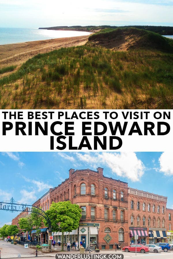 Visiting Prince Edward Island in Canada for the first-time? Tips for visiting PEI including the best things to do on Prince Edward Island!