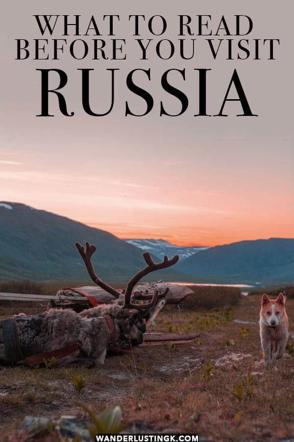 Looking for a new travel book about Russia? Read about an inspiring travelogue about Russia perfect for inspiring your wanderlust to visit Moscow and beyond!