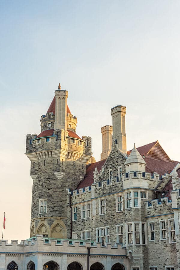 Casa Loma, a beautiful castle within Toronto, Canada worth visiting!