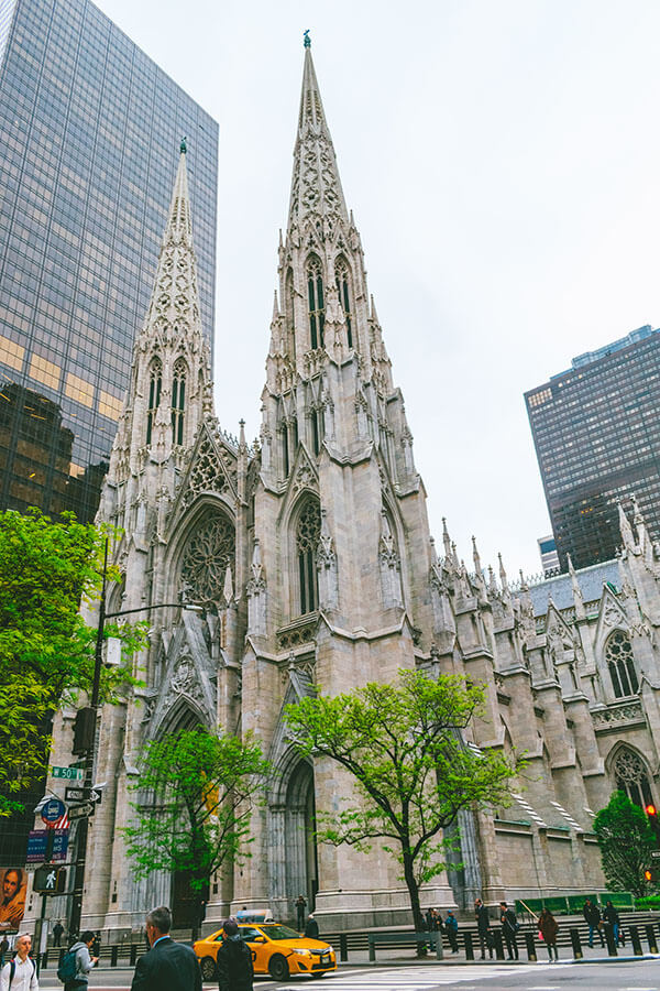 12 Beautiful Churches And Religious Buildings In Nyc By A