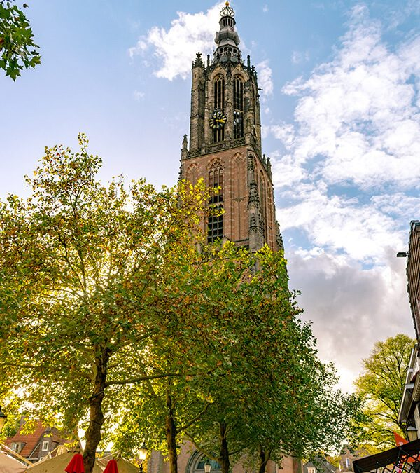 Onze Lieve Vrouwetoren Amersfoort: the musical center of the Netherlands
